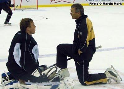 Maple Leafs : L'alternance d'Allaire