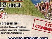 Tour l'Ain 2009 coureurs engagés
