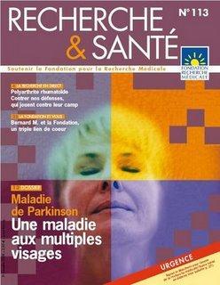 La Revue Recherche & Santé