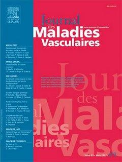 Journal Des Maladies Vasculaires 2004 - 2009