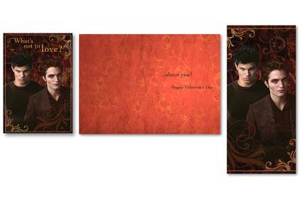 E!Online nous présente les cartes Hallmark inspirées de Twilight