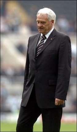 Flash info : Sir Bobby Robson est mort
