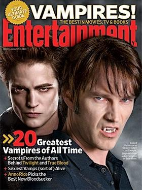 Entertainment Weekly spécial Vampires