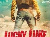 Jean Dujardin s'affiche Lucky Luke