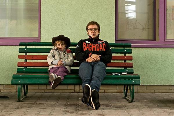 Jonathan Zaccaï et Nassim Ben Abdeloumen. Versus production – Laurent Thurin Nal