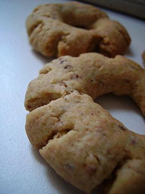 BRIOCHE D'OUJDA - KAAKS (biscuits arabes)