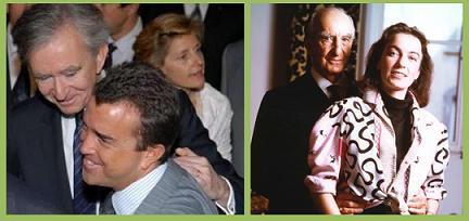 Bernard et Laudonia
