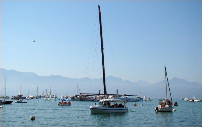 août 2009 Fête nationale suisse avec