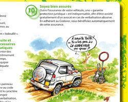 Les 10 commandements du randonneur motorisé