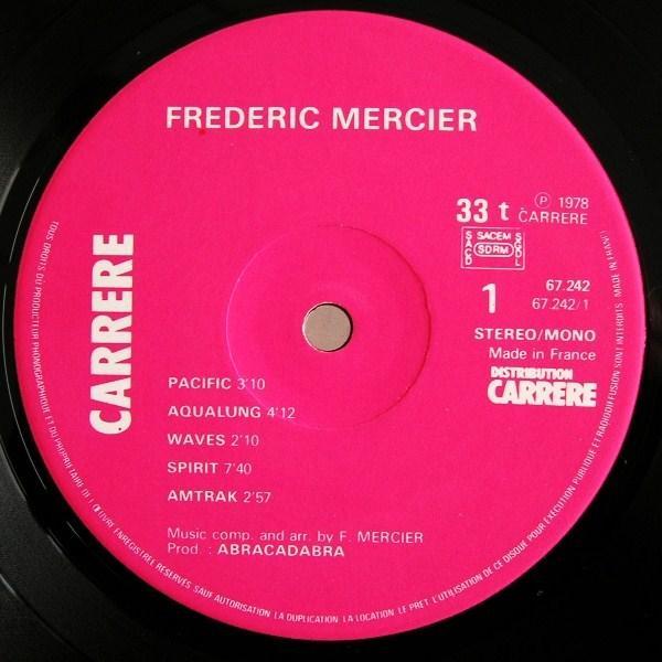 frederic mercier disc pacific