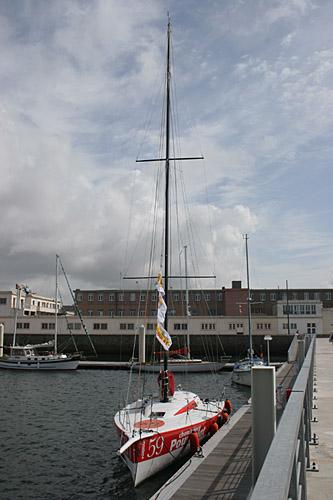 voilier cheminées poujolat Brest