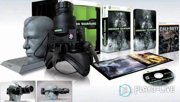 [COMMANDE] Modern Warfare 2 Prestige + AC2 Black Edition