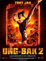 Affiche Ong-Bak 2, la naissance du dragon
