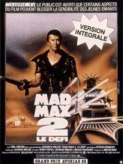 Affiche Mad Max 2