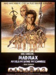 Affiche Mad Max 3