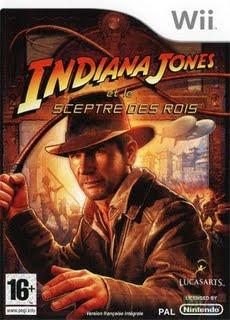 Lucas Art/ Indiana Jones.