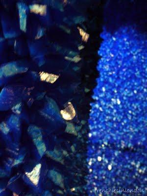 The seizure project, un appartement tout bleu