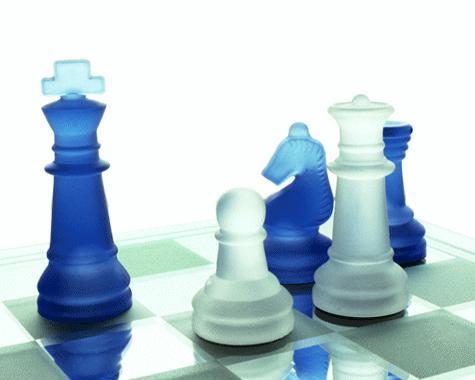 Un jeu d'échecs peut aussi être une oeuvre d'art