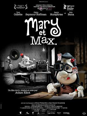 Bande Annonce Mary et Max