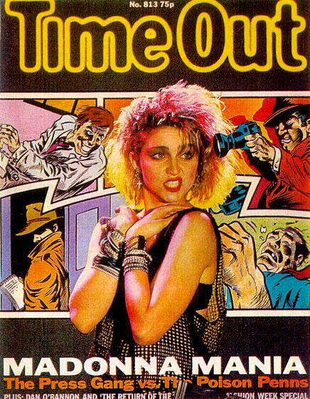 Indémodable Madonne (Madonna, pop, musique)