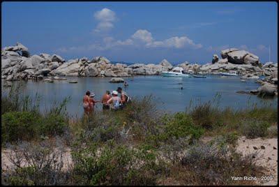 Partir en corse 4 : les îles Lavezzi