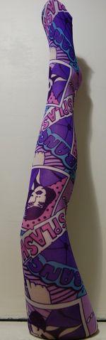 Pop-art-violet