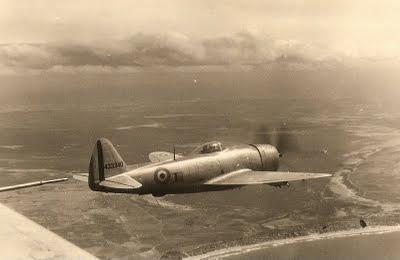 P47 Thunderbolt du groupe de chasse 1/8 Saintonge