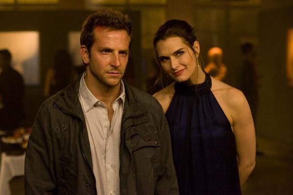 Bradley Cooper et Brooke Shields. Metropolitan FilmExport