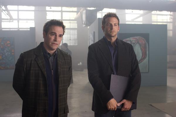 Peter Bart et Bradley Cooper. Metropolitan FilmExport