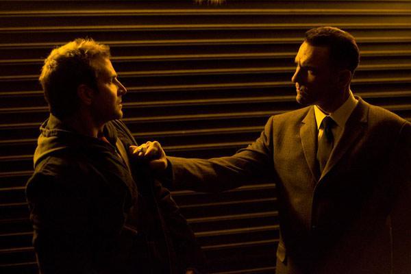 Bradley Cooper et Vinnie Jones. Metropolitan FilmExport