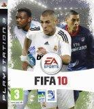 FIFA 10 : la jaquette