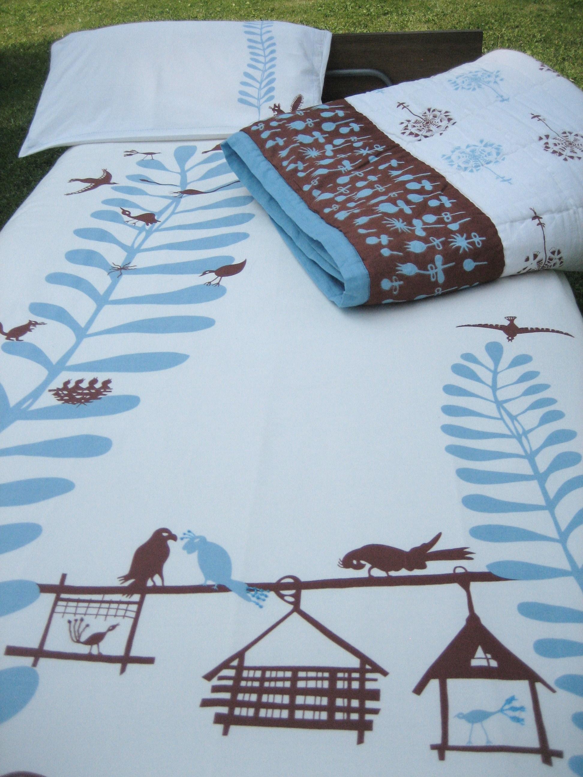 Batchi Batcha, le linge de lit éthique et biologique pour les enfants