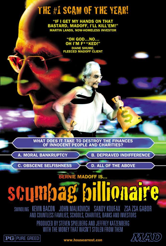 Mad détourne Slumdog Millionaire