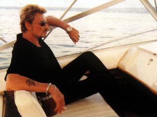 Johnny Hallyday: Une petite chute sans gravité