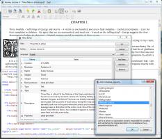 Sigil, éditeur de fichiers ePub open source et gratuit, à tester