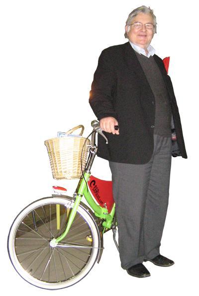Jean-Marie Pelt sur le cyclé éthique