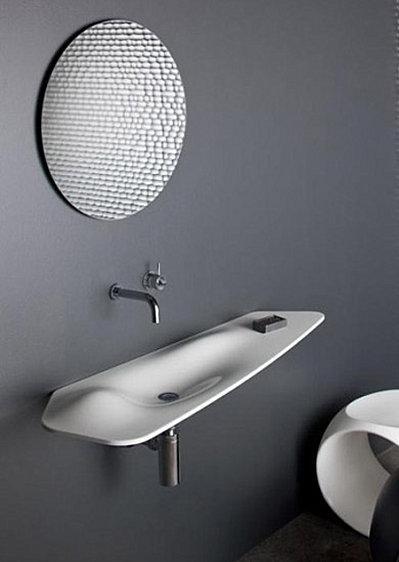 Vasque design en Corian