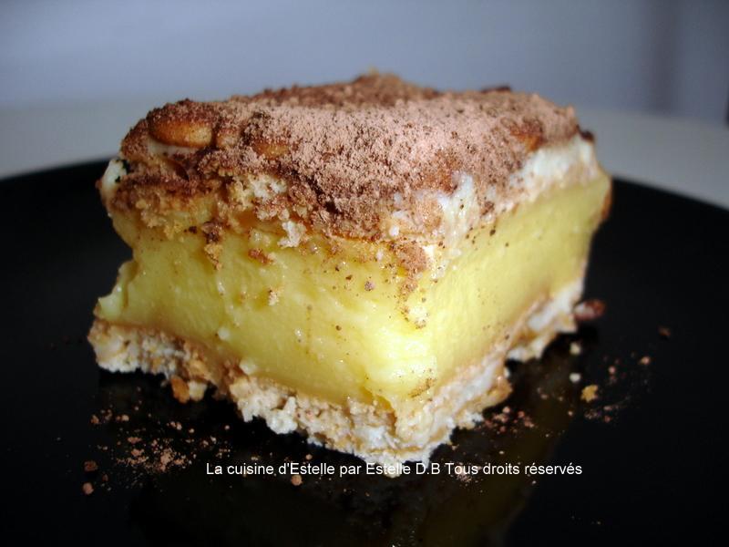 Gateau petit beurre mascarpone nutella