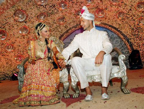 Le mariage de Rakhi Sawant bollywoodme