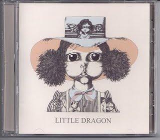 2007 - Little Dragon - Opus Eponyme - Reviews - Chronique d'une soul nordique atmosphérique