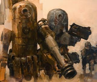 Jerry Bruckheimer acquiert les droits de World War Robot !