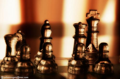 It's about rules and strategy par pshutterbug