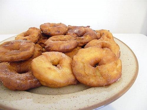 une recette marmiton beignier aux pommes