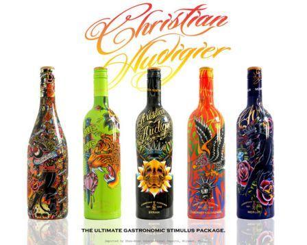 TopYouWine de l'été: Christian Audigier se lance dans le vin !!!
