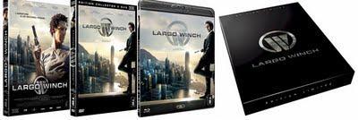 Marketing BD  : Largo Winch en grande forme !