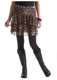 jupe leopard laredoute creation 29 90euros