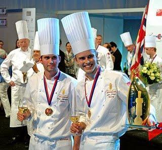 Lauréats Bocuse d'or 2009