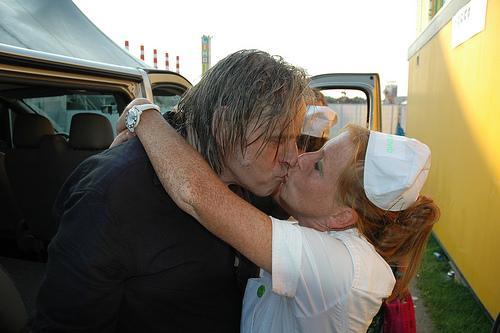 Kiss a Nurse? par oxfamnovib