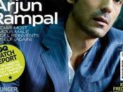 Arjun Rampal fait couverture India (aout 2009).