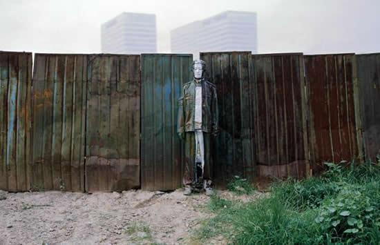 Liu Bolin Artista invisible-2
